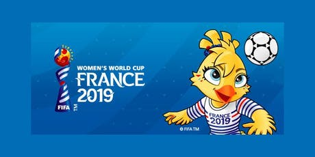 France vs. USA: Free Screening of 2019 FIFA Women's World Cup Quarterfinals tickets
