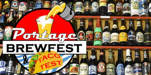 Portage Brewfest & Taco Test