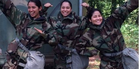 Meet our leaders: Introducing Microsoft Military Women