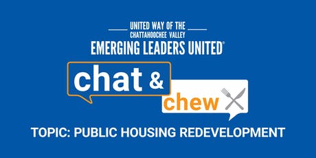 Emerging Leaders United's July Chat & Chew tickets