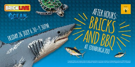 After Hours :  Bricks & BBQ at Edinburgh Zoo tickets