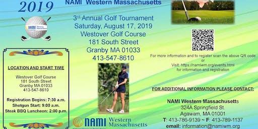 NAMI Western Massachusetts 3rd Annual Golf Tournament