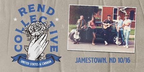 Rend Collective (Jamestown) tickets