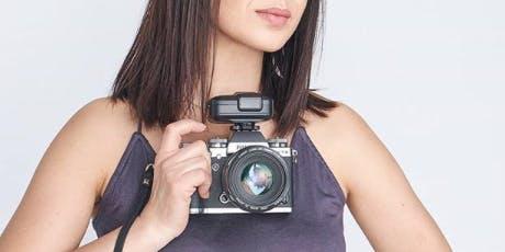 Katherine Calnan Education - Basics of Photography - Master your Camera tickets