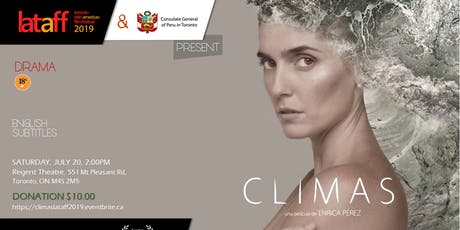"Peruvian Movie ""Climas"" tickets"