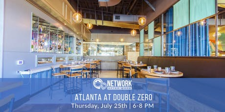 Network After Work Atlanta at Double Zero tickets
