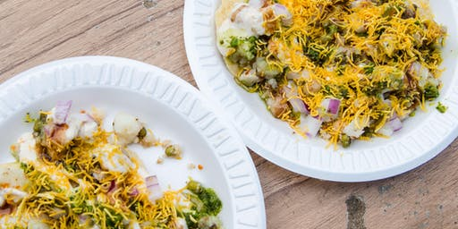 World Foods To Go: Indian Street Food Pop Up