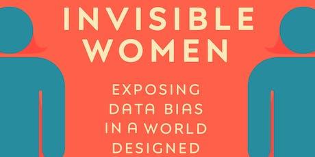 Disegno Book Club: Invisible Women tickets
