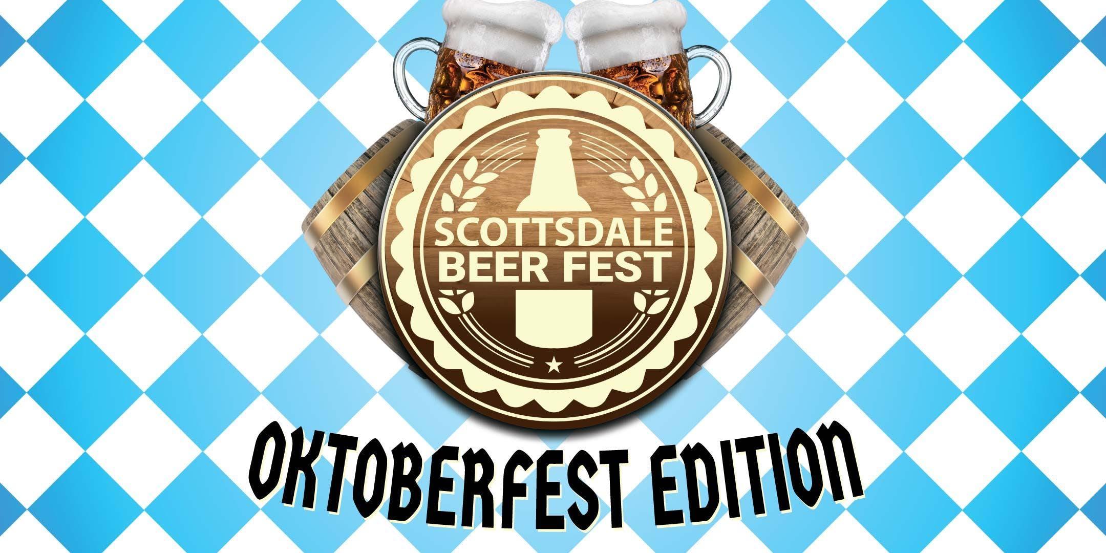 Scottsdale Beer Fest - Oktoberfest Edition - A Beer Tasting in Old Town!