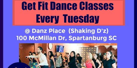Get Fit Dance Classes tickets