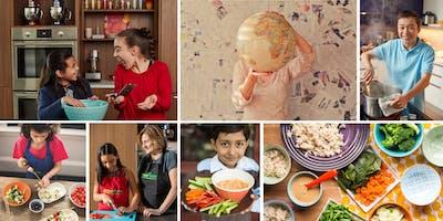 Around the World in 5 Days Cooking Series (Grades 1-5)