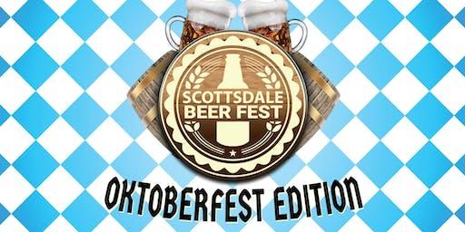 2019 Scottsdale Beer Fest - Oktoberfest Edition - A Beer Tasting in Old Town!