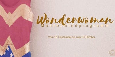 Wonderwoman Mastermindprogramm I Intensiv Paket
