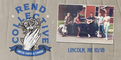 Rend Collective (Lincoln) tickets