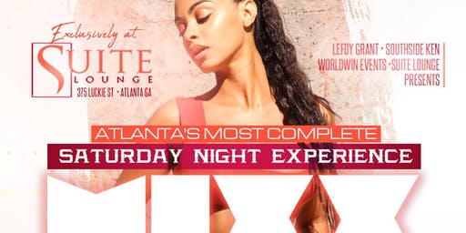MIXX:Atlanta's #1 Rated Upscale Saturday Night! Live Band+Dining+Afterparty