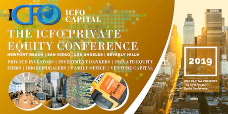 The iCFO Private Equity Conference - Nov 2019, Irvine, CA tickets