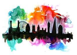 Paint London + Wine! London Bridge, Saturday 7 September