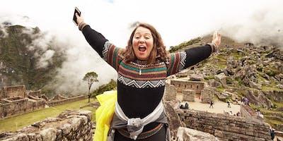 Grupo Expedição Peru/ Bancando La Gringa