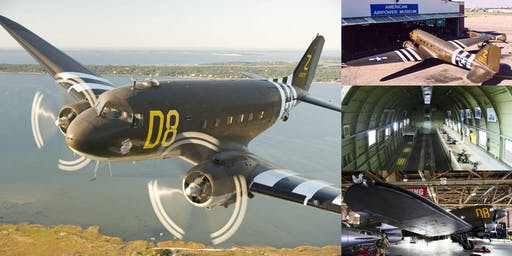 The C-47 Flight Experience, Honoring the 75th Anniversary of D-Day