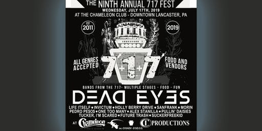 CI Productions presents The 9th Annual 717 FEST