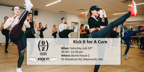 Kick It For a Cure tickets