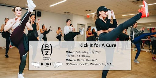 Kick It For a Cure