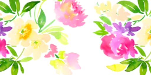 Watercolor Floral - Basics