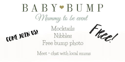 Baby Bump- Mummy to be event