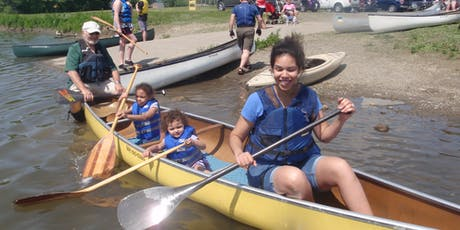 Chemung River Free Paddle Lessons tickets