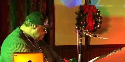 "Melvin Seals & JGB Very Jerry Xmas @ Keep Smilin's ""Foothill Fillmore""  Live in Auburn!"