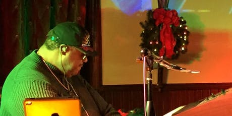 """Melvin Seals & JGV Very Jerry Xmas @ Keep Smilin's """"Foothill Fillmore""""  Live in Auburn! tickets"""