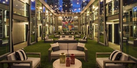 GRAND OPENING -SKYDECK TERRACE- Happy Hour @ CACHET Hotel - Music, Frosé, Cocktails & SKY VIEWS! tickets