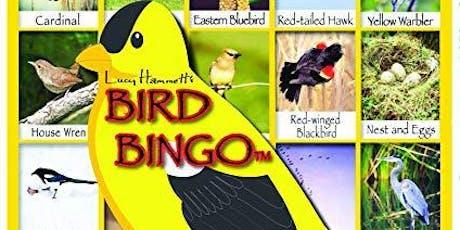 Bird Bingo tickets