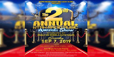 2nd Annual WTMH Radio Music Awards Show tickets