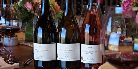 Wine tasting with Willamette Valley Vineyards tickets