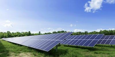 New Windsor Community Solar Ribbon Cutting Ceremony