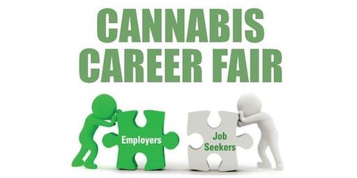 Cannabis Job, Career, and Resource Fair               (@CannMed2019)
