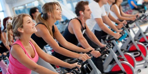 Charity Spin Class to Benefit Reid's Ride