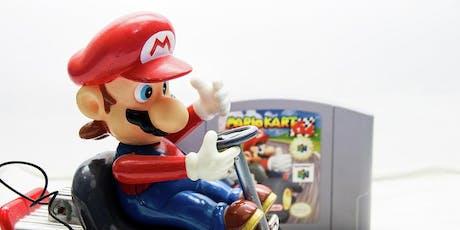 Mario Kart 64 Tournament tickets