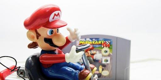 Mario Kart 64 Tournament