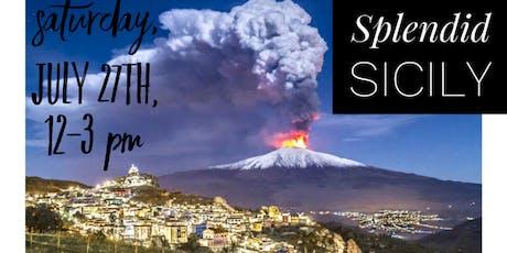Saturday Samplings:Splendid Sicily tickets