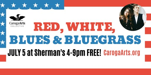 Red, White, Blues & Bluegrass Waterfront Concert & Fireworks