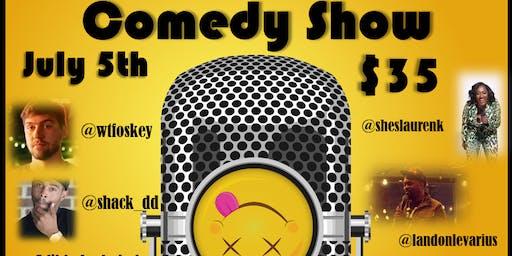 Kush & Comedy