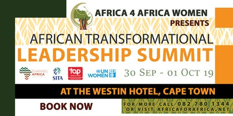 AFRICA'S TRANSFORMATIONAL LEADERSHIP SUMMIT tickets