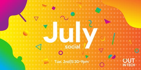 Out in Tech PDX | July Social tickets