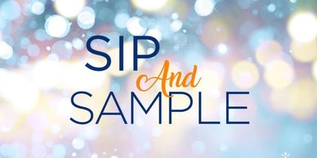 Sip & Sample Poolside Gathering tickets
