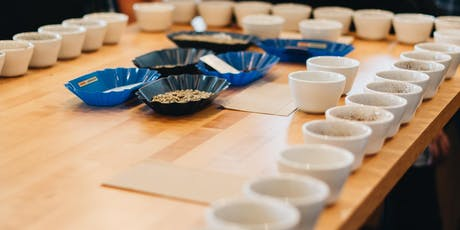 Cupping with InterContinental Coffee Trading (ICT) tickets