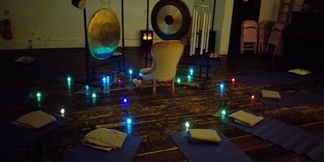 Immersive Sound Meditation.  tickets