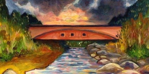 Bridgeport Bridge Paint and Sip