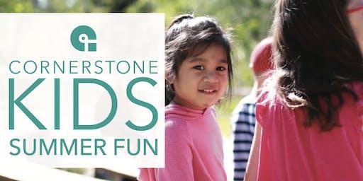 Cornerstone Kids Summer Fun